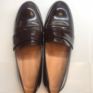 Madewell Penny loafer